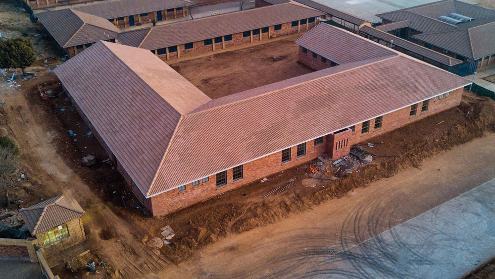 Temi Construction – We Deliver – Nigel Secondary School