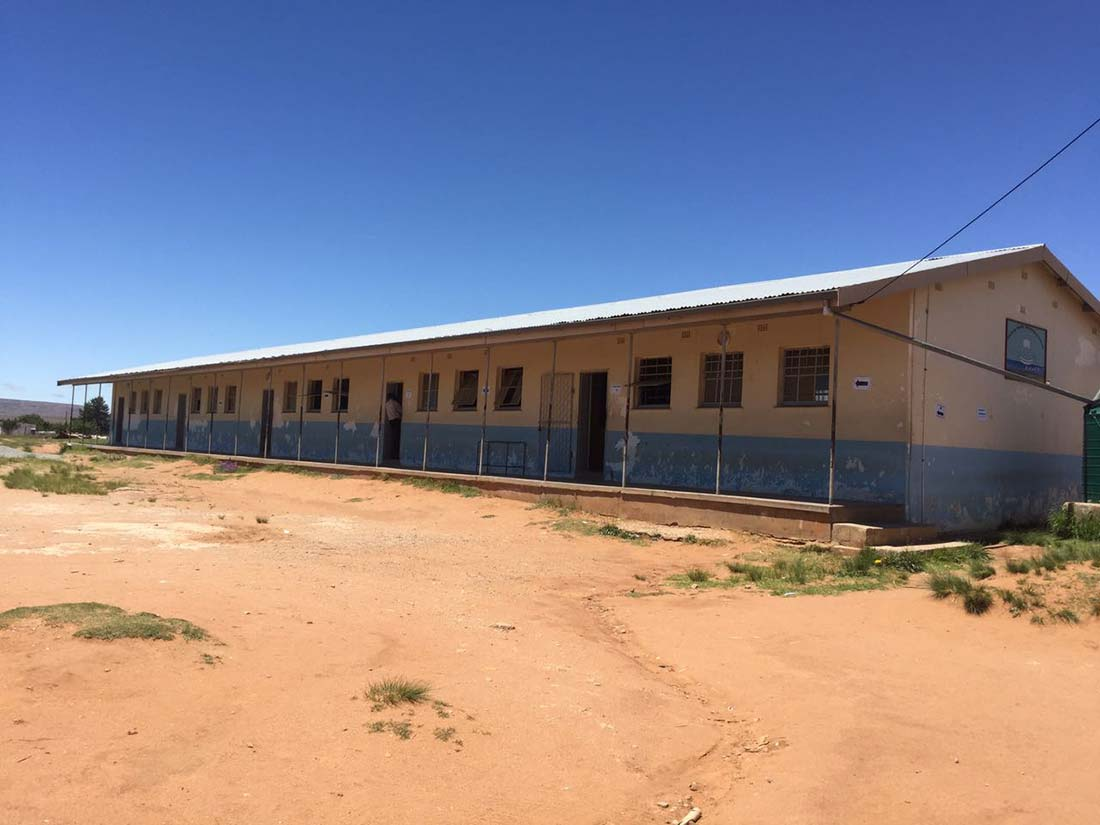 Temi Construction – Construction of Tholang SSS