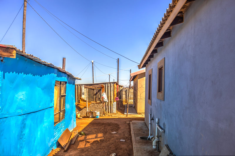 Temi Construction - Etwatwa Housing Project Phase 1 - 4