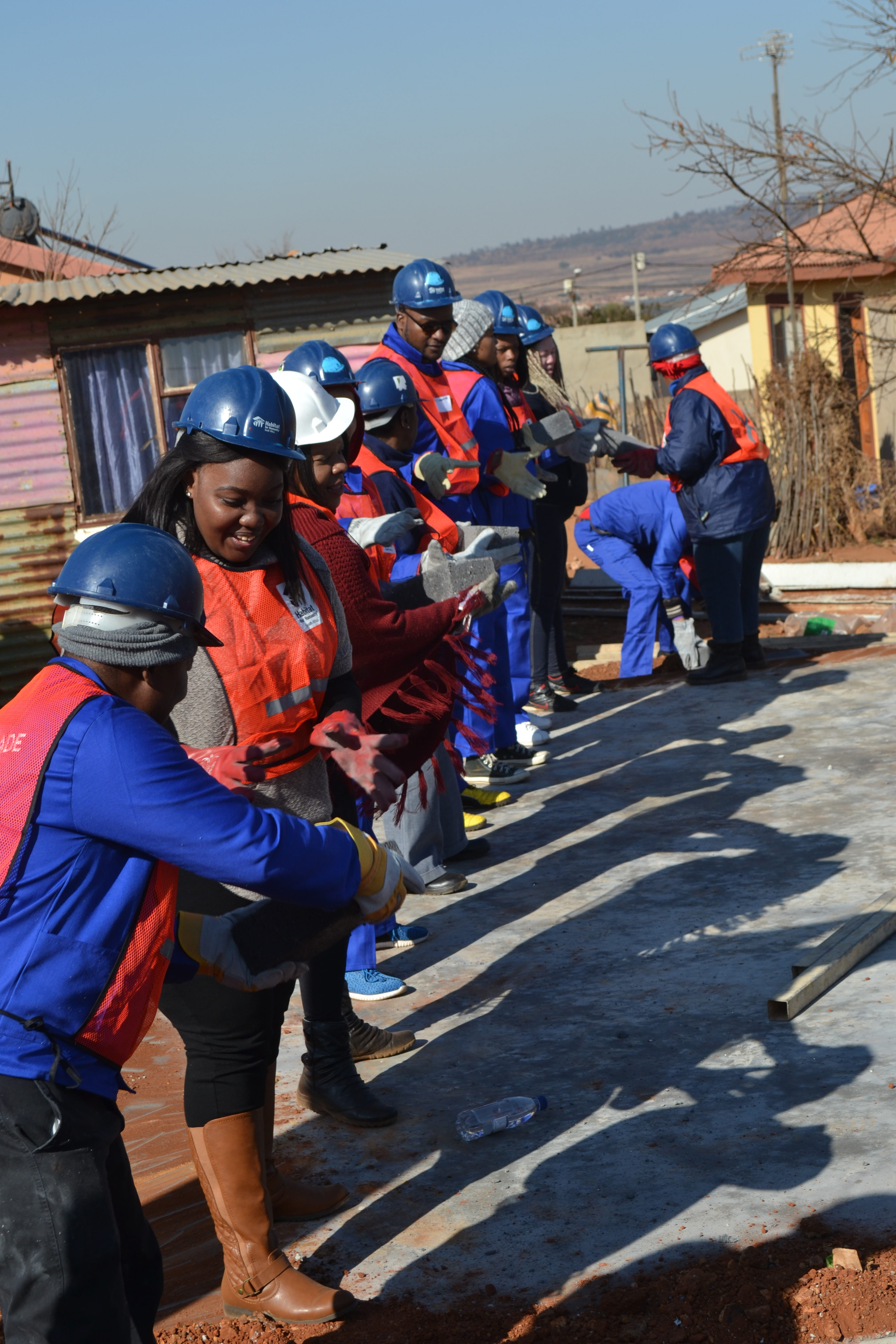 DSC 0775 e1533027385855 - Social development: Nelson Mandela Build Week 2018