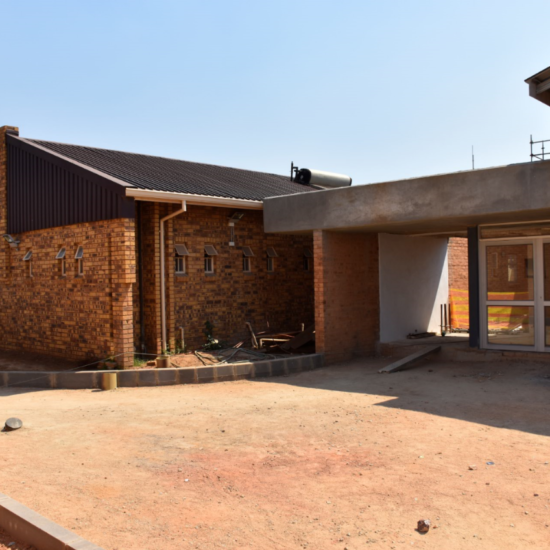 Low res 19 550x550 - Project Update 1: Phillip Moyo Community Health Centre