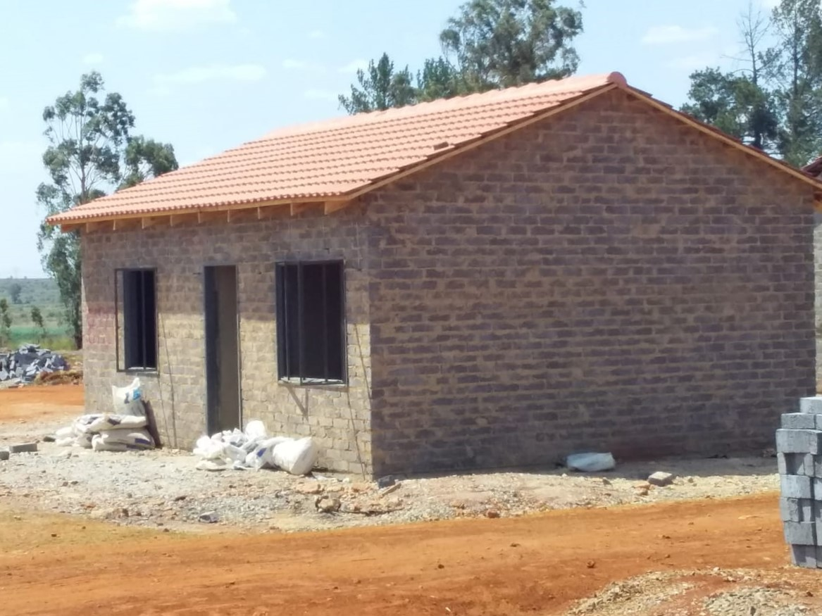 Temi Construction – We Deliver – Khutsong Housing