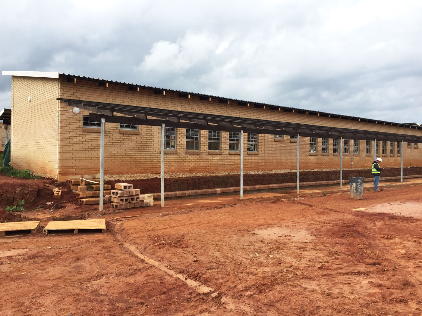 Temi Construction is building and finishing the Pholela Special Needs School in KZN.