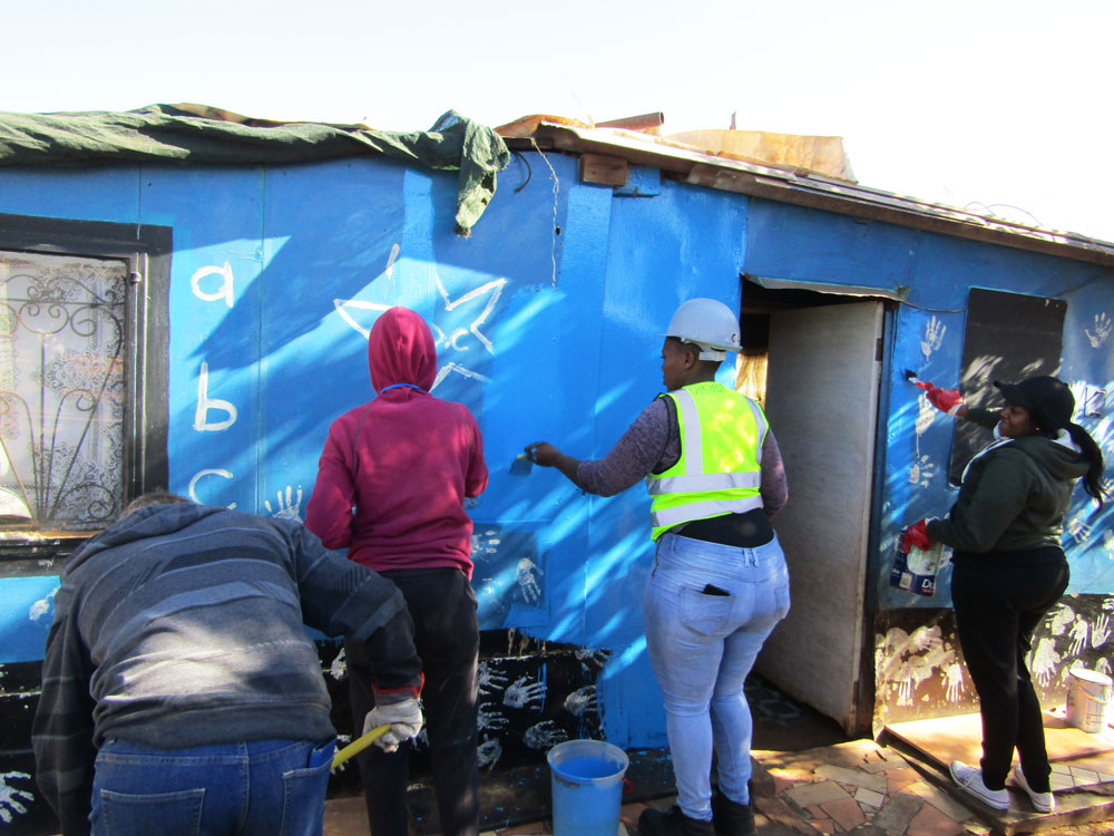 Nelson Mandela Day 2019 – Embizweni Day Care