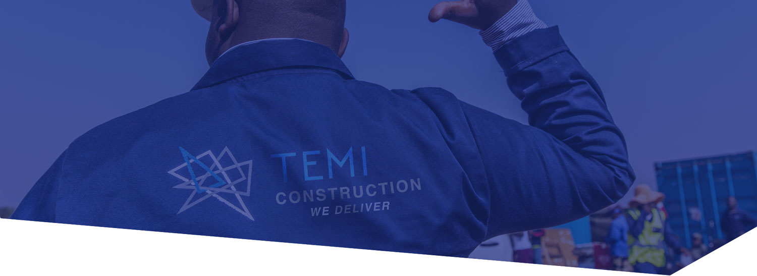 Temi Construction - who we are