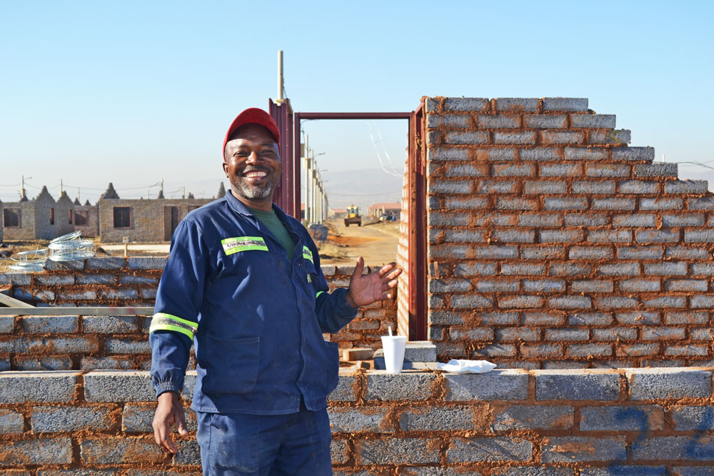 Nelson Mandela Build Week 2019