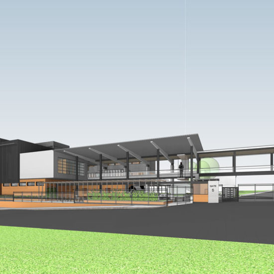 Temi Construction is the lead contractor in the Durban University of Technology campus construction