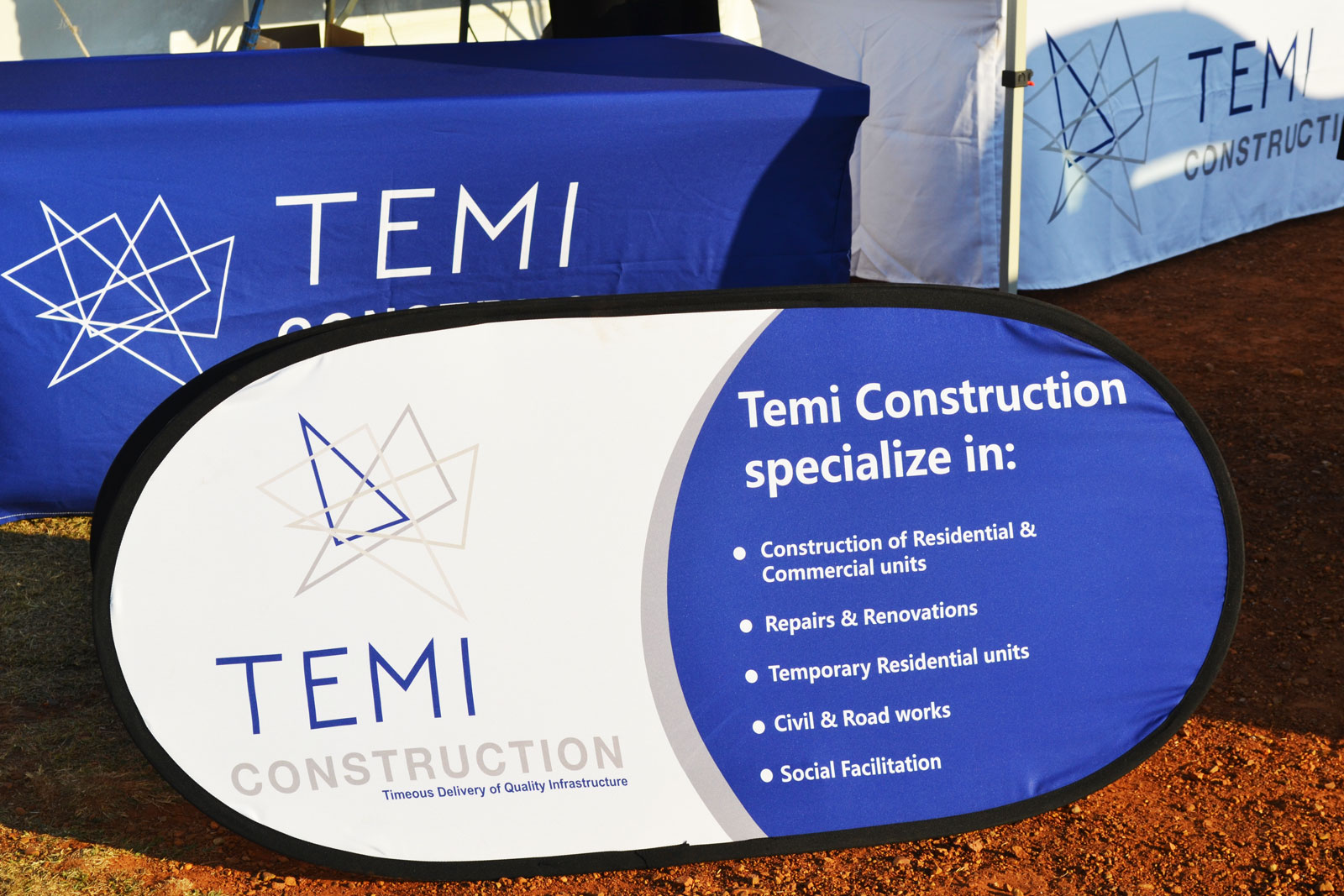 Temi Construction Johannesburg Social Housing Company